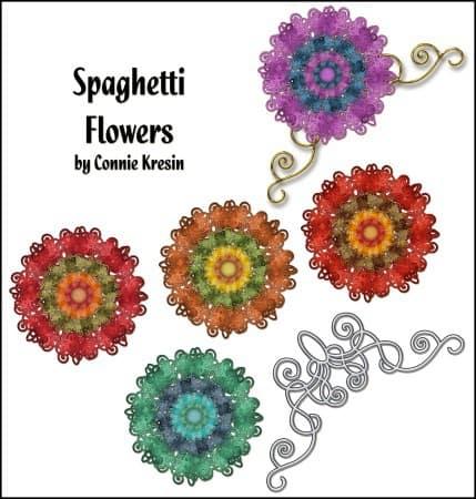 Connie Kresin Spaghetti Flowers
