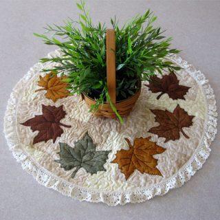 Maple Leaf Centerpiece Tutorial