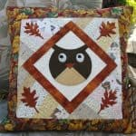 Roly-Poly Owl Pillow Tutorial