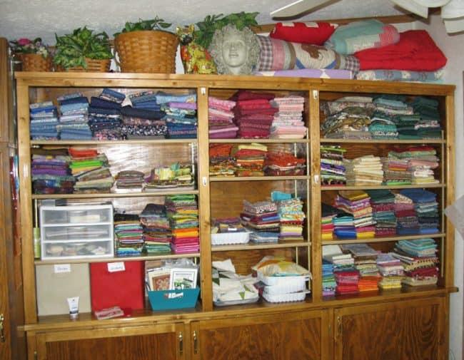 My Quilt Room