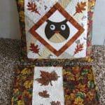 Batik Maple Leaves
