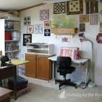 Tour of my clean studio