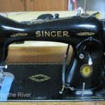 Sewing machine needs a physical
