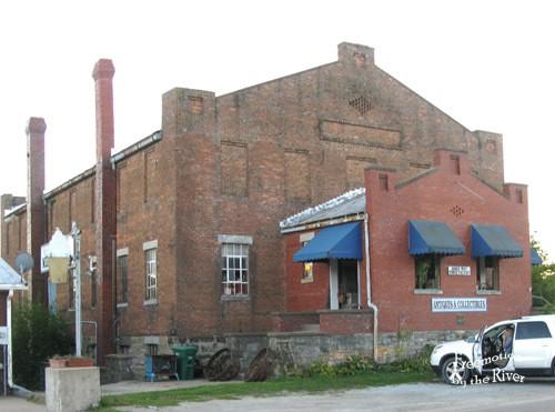 Mill in Bonaparte Iowa