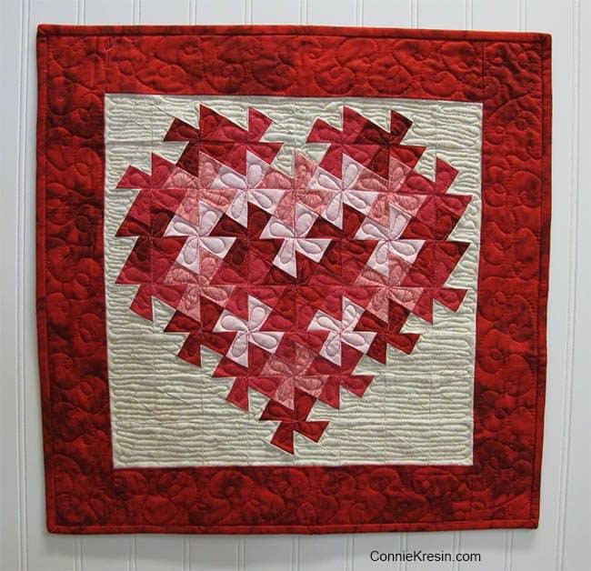 Twisting Heart Valentine Tutorial