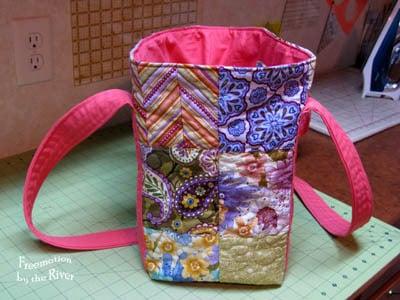 Zu Zu bag nice big sides