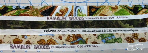 Ramblin Woods Bear Quilt