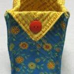 Fabric Box Tutorial Update