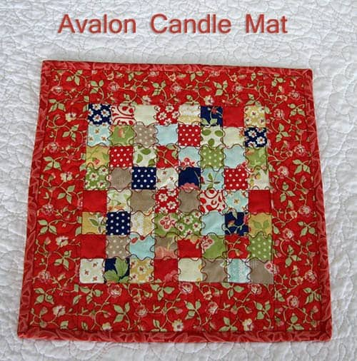 Avalon mat at Freemotion by the River