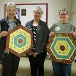 Friendship Quilters Guild Trunk Show