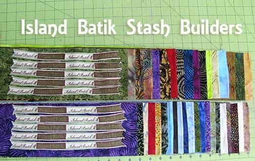 Island Batik Stash Builders