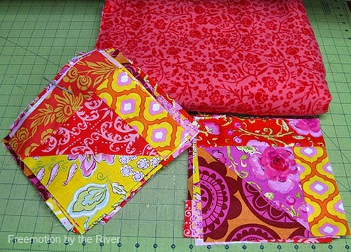 Flannel for quilt backing