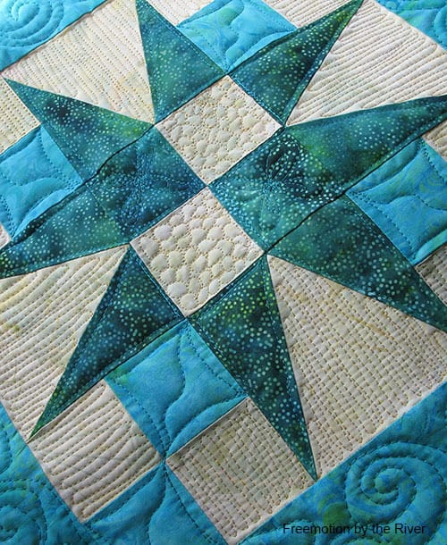 Batik Pillow Tutorial Island