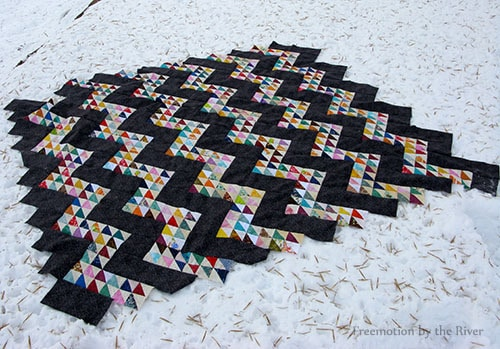 Barbed Wire Quilt Pattern