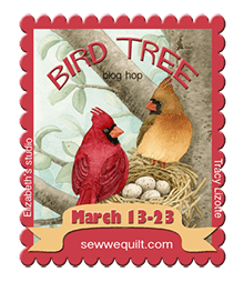 Tree Bird Blog hop