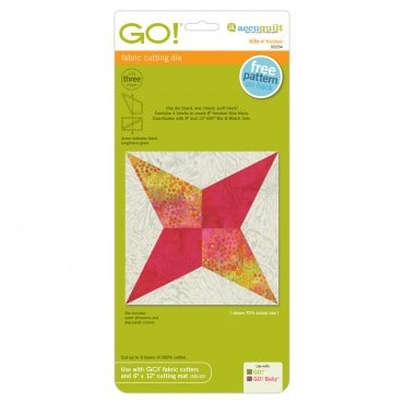 AccuQuilt GO! Kite die