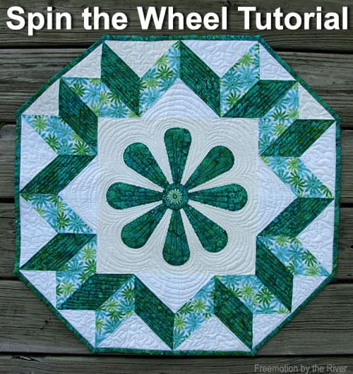 Spin the Wheel Tutorial at Freemotion by the River