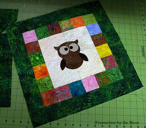 Pillow top quilted