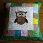 Tree Owl Pillow Tutorial