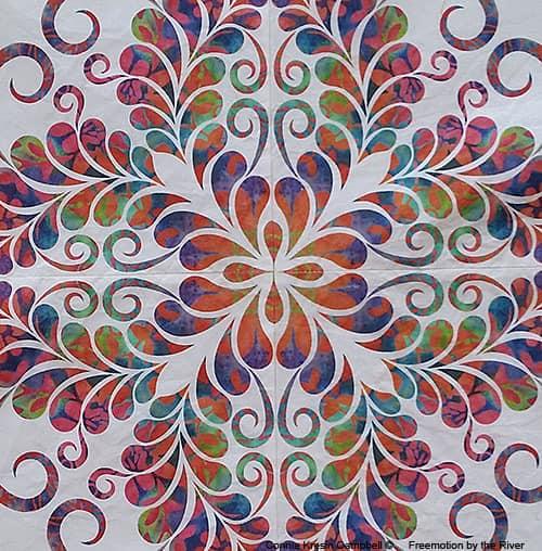 Flower Fields Kaleidoscope