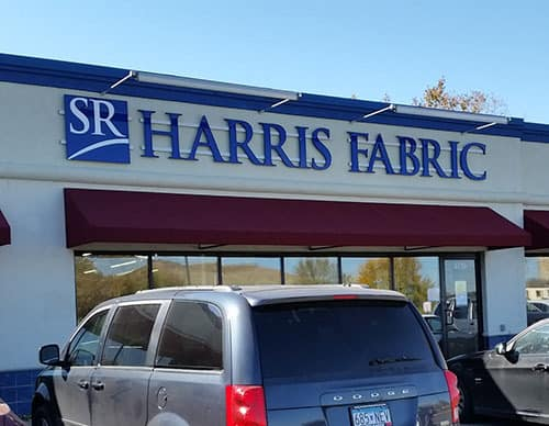 SR Harris Fabric in Burnsville, MN