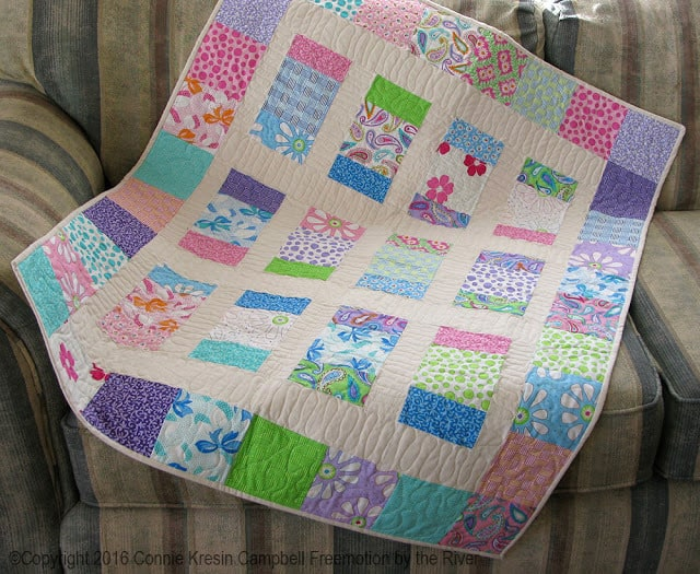 Charm Box Quilt Tutorial and pattern