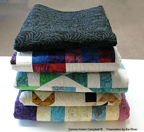 Island Batik Quilts for Quilt Market
