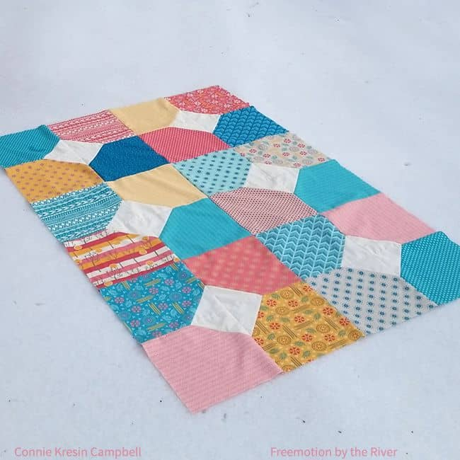 Tutorial for a baby quilt
