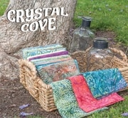 Crystal Cove Collection from Island Batik