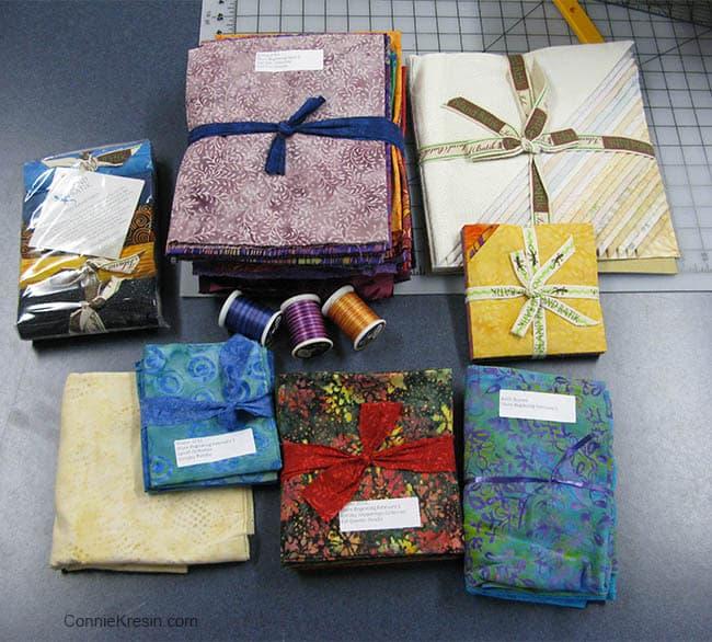 March 2016 Island Batik fabrics