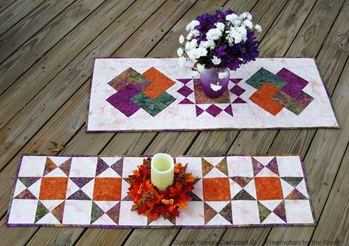 Tuscany Sun Batik Quilt