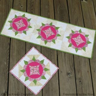 AccuQuilt Table Runner