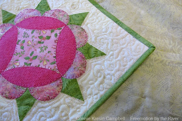 Harrison Rose Table Runner Tutorial