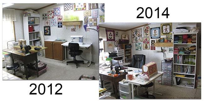 Studio changes