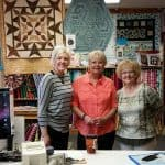 Red Roxy Quilt store visit