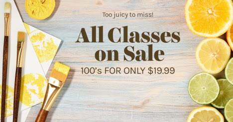 Craftsy Classes