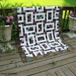 Hopscotch Batik Quilt #2
