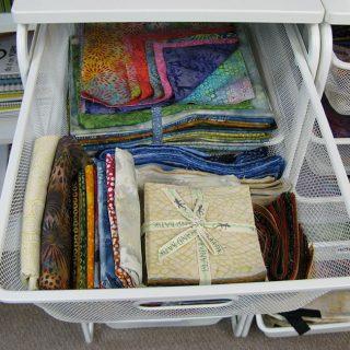 Island Batik Ambassador Box of Fabrics August 2016