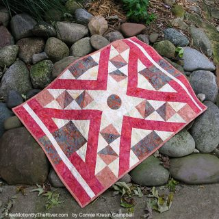 Indian Sunset Quilt