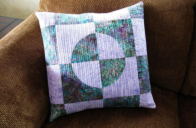 Purple Pillow