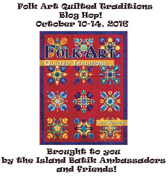 Folk Art Quilted Traditions blog hop