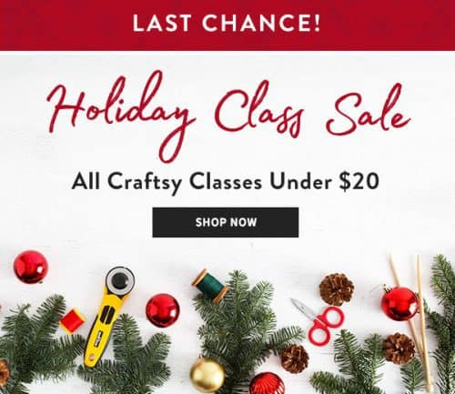 Craftsy Christmas