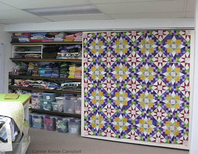 Sliding Design wall full En Provence Design Wall Studio