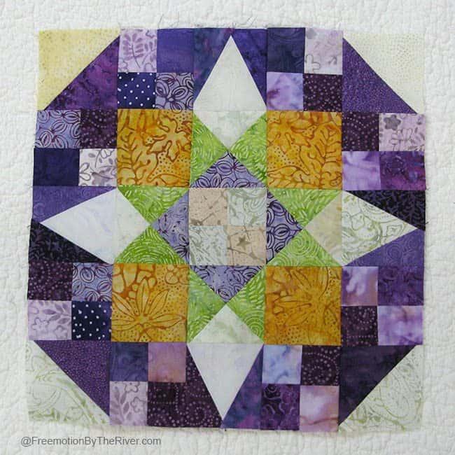 En Provence Batik Mystery Quilt