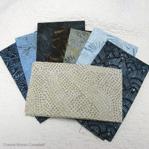 Jewel Batik Fat Quarters