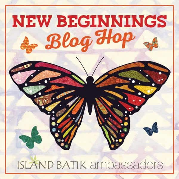 New Beginnings Blog Hop