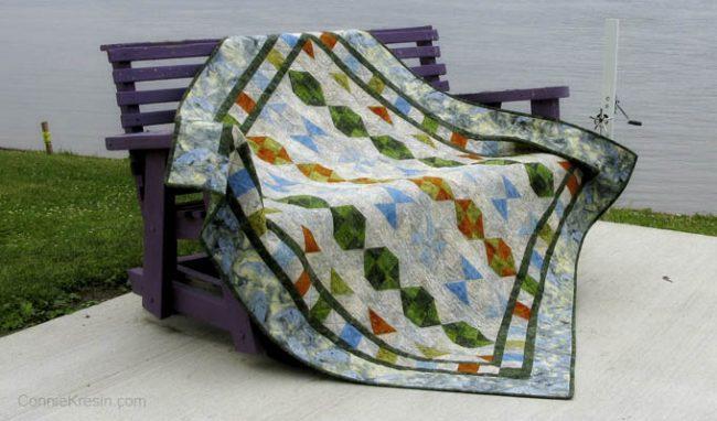 Starboard Quilt Pattern