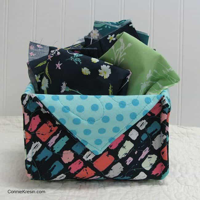 Art Gallery Fabrics Basket