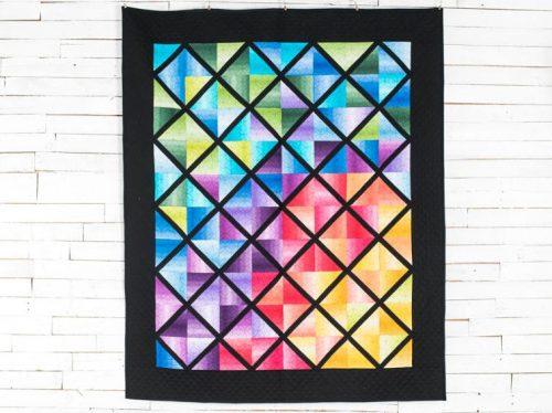 Colorblock Quilt Kit