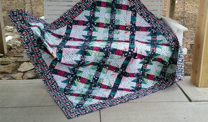 Filigree Free Quilt Pattern